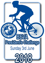 BEVA presidents charity challenge sportive
