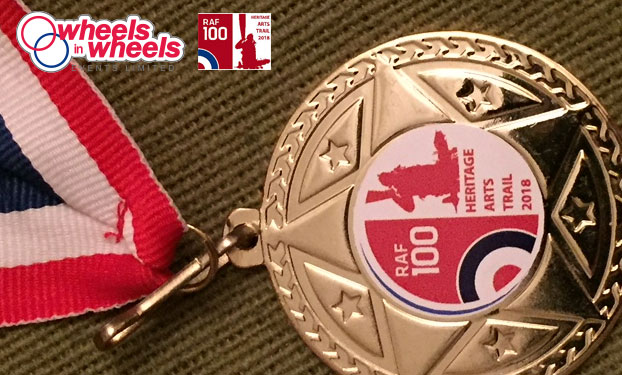 cycling_finishers medal