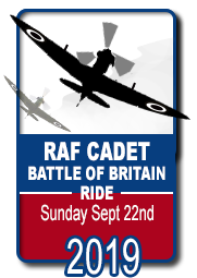 RAF CADET battle of Britain Ride