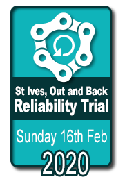 Reliability Trial Cycle Ride St Ives UK