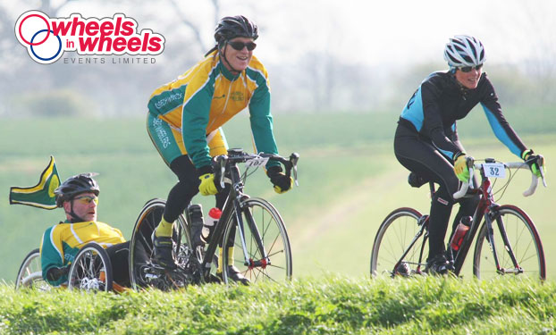 Richardsons Rumble cycling sportive