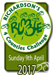 Richardson's Rumble, come and try cycling Sportive