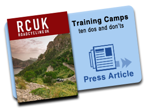 Training camps RCUK 2014 article