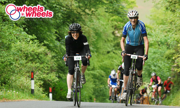 Cycling sportives UK