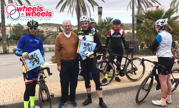 Cycling Training Camps Spain