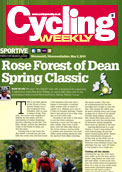 Cycling weekly Forest of Dean