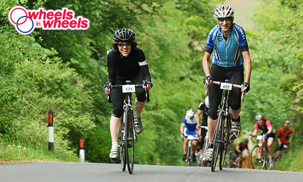 forest of dean spring classic cycling climbs
