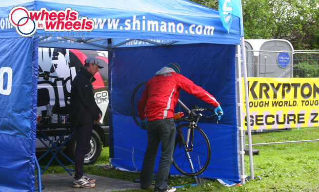 forest of dean spring classic cycling service support