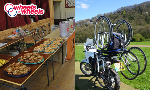 forest of dean spring classic cycling food stops
