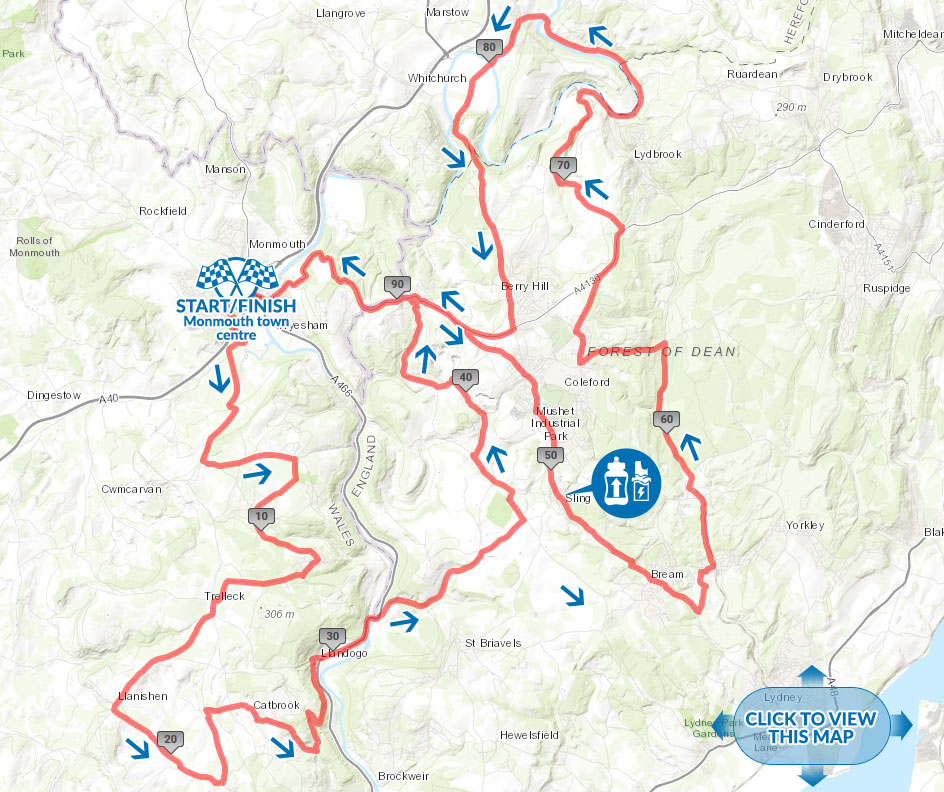 FOREST OF DEAN CHALLENGE RIDE