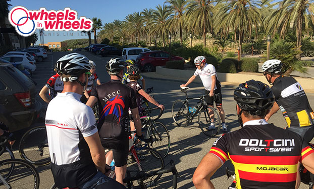 spanish cycling camps 2018