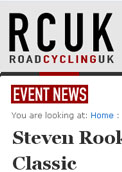 Steven Rooks to ride BeOne Forest of Dean Classic