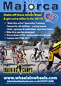 Cycling Active & Cycling weekly Training Camps, Mallorca